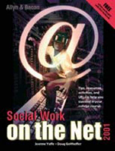 Social work on the net by Joanne Yaffe