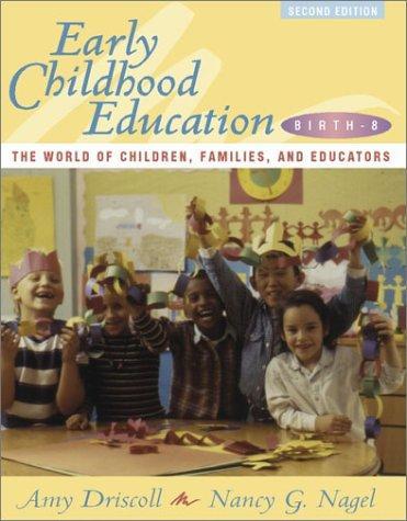 Early childhood education, birth-8