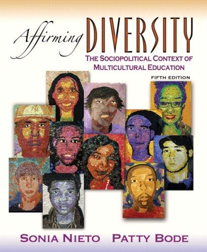 Affirming Diversity by Sonia Nieto, Patricia Bode