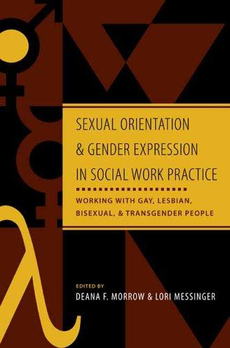 Sexual orientation and gender expression in social work practice by