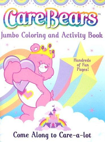 Care Bears Jumbo Coloring and Activity Book (Care Bears Jumbo Coloring & Activity Book) by Modern Publishing
