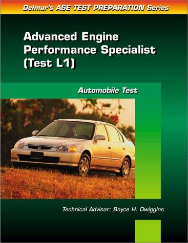 ASE Test Prep Series -- (L1) by Delmar Publishers