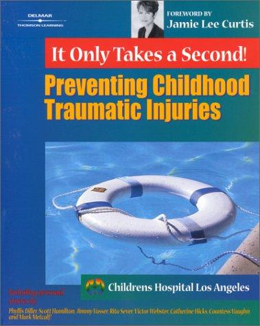 It Only Takes a Second by Children's Hospital Los Angeles