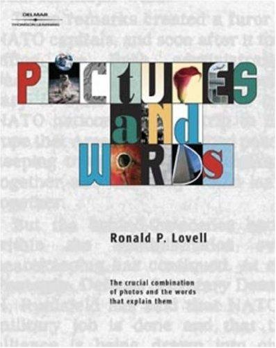 Pictures and Words by Ronald Lovell