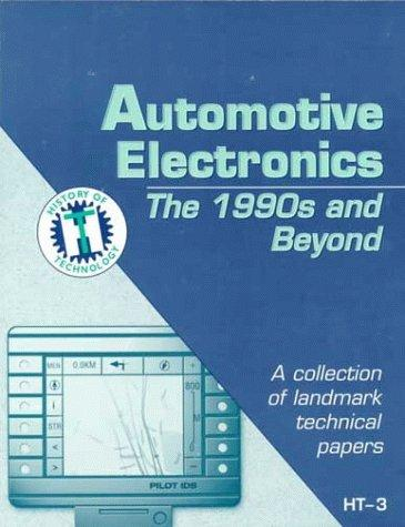 Automotive Electronics by Ronald K. Jurgen