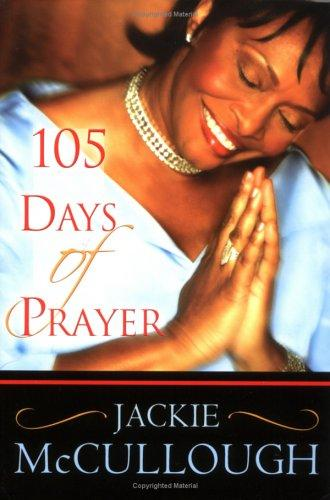 105 Days of Prayer by Jackie McCullough