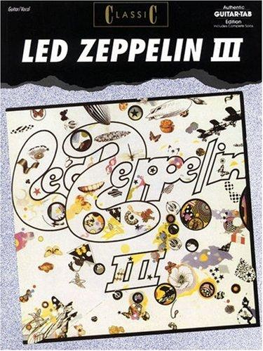 Classic Led Zeppelin III by Joe Deloro