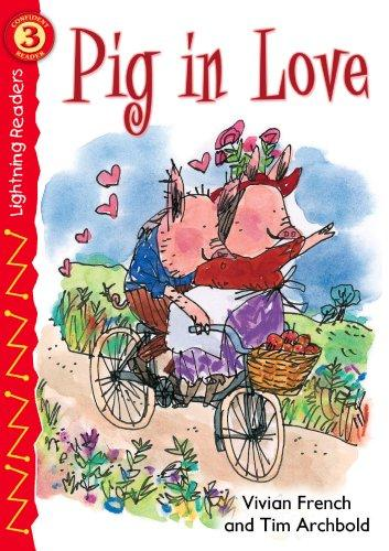 Pig in love by Vivian French