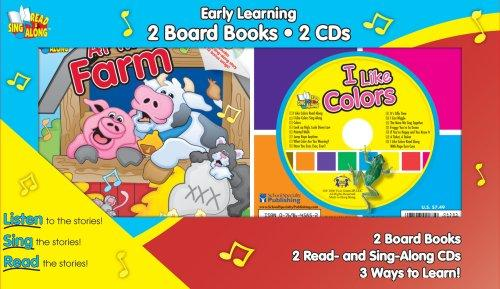 Early Learning Twin Pack by Kim Mitzo Thompson