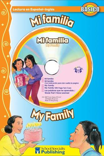 Mi familia / My Family (Dual Language Readers) by Kim Mitzo Thompson