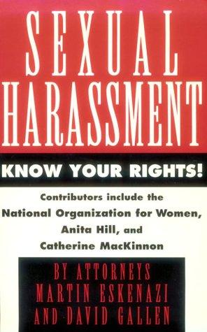 Sexual Harassment by Eskenazi & Gallen