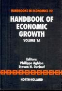 Handbook of economic growth by