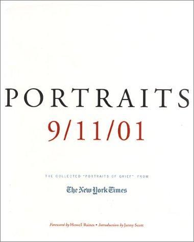 Portraits: 9/11/01