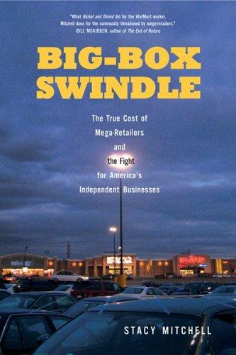 Big-Box Swindle
