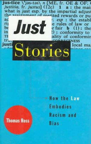 Just stories by Ross, Thomas