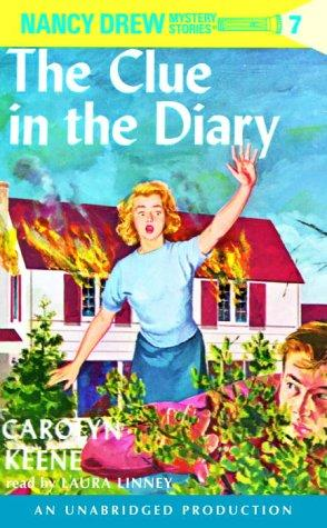 The Clue in the Diary (Nancy Drew Mystery Stories: #7 ) by Carolyn Keene