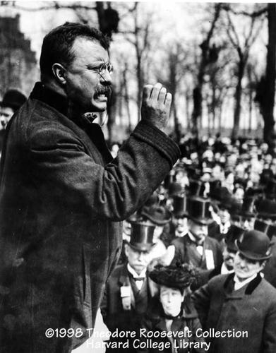 Photo of Theodore Roosevelt