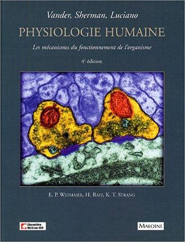 Physiologie humaine by Arthur J. Vander