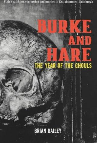 The Year of the Ghouls by Brian Bailey