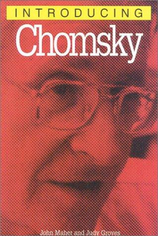 Introducing Chomsky by Richard Appignanesi