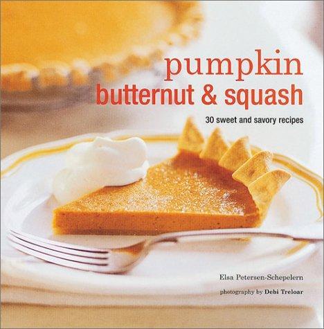 Pumpkin, Butternut & Squash