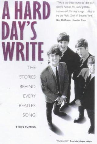 Hard Day's Write