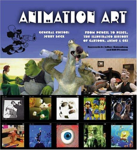 Animation Art by Jerry Beck