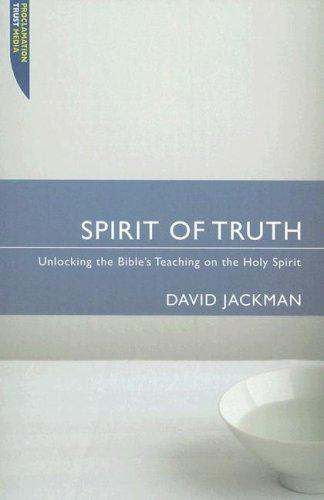 Spirit of Truth by Jackman, David