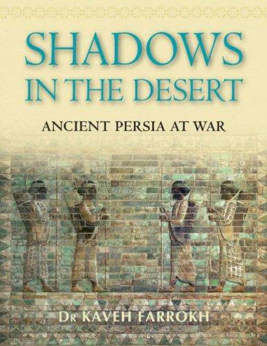 Shadows in the Desert by Kaveh Farrokh