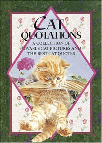 Cat Quotations by Helen Exley