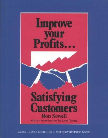 Improve Your Profits by Ronald Sewell