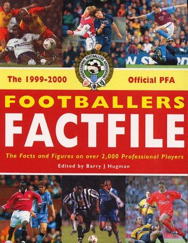 Official Professional Footballers' Association Footballers' Factfile by Barry Hugman