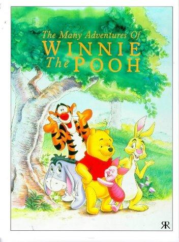 The Adventures of Winnie-the-Pooh by A. A. Milne