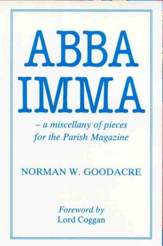 Abba Imma by Norman W. Goodacre