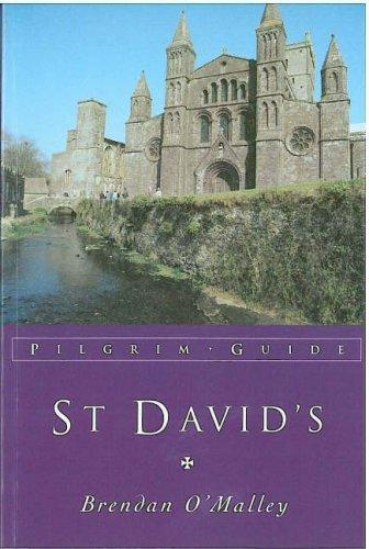 St. David's (Pilgrim Guides) by Brian Brendan O'Malley