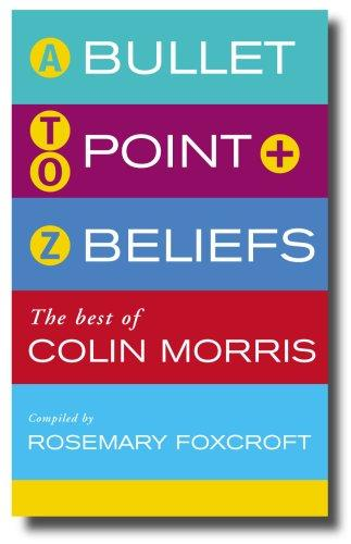 Bullet Point Belief by Rosemary Foxcroft