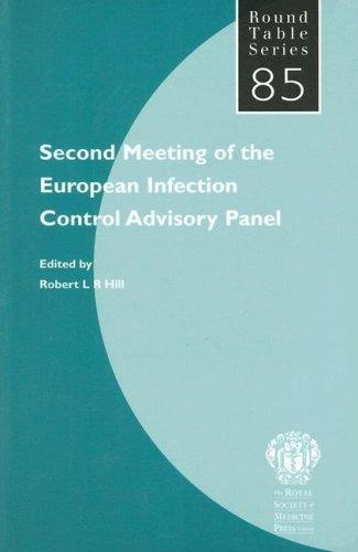 Second Meeting of the European Infection Control Advisory Panel (Round Table Series) by Robert L. R. Hill