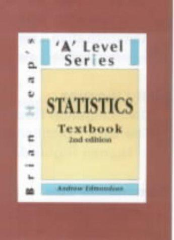 Statistics ('A' Level) by Andrew Edmondson