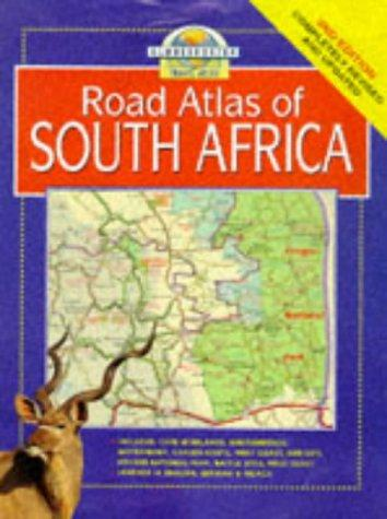 Road Atlas of South Africa by Globetrotter