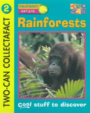 Rainforests (Collectafacts) by Lucy Baker
