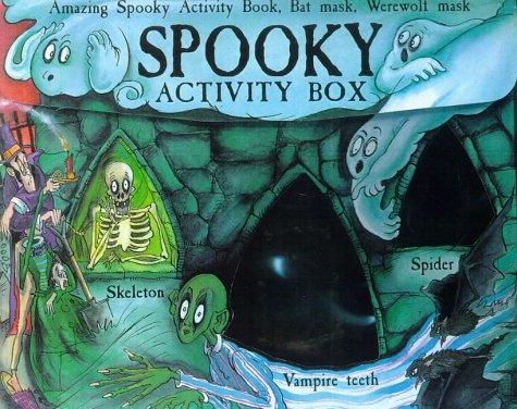 Spooky Activity Kit by Lynne Coutts