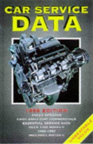 Car Service Data 1998 by Colm O'Dwyer