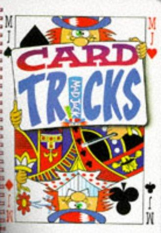 Card Tricks (Mad Jack Books) by Peter Eldin