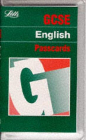 GCSE Passcards English (GCSE Passcards) by John Barber