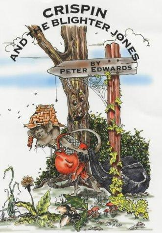 Crispin and the Blighter Jones by Peter Edwards (undifferentiated)