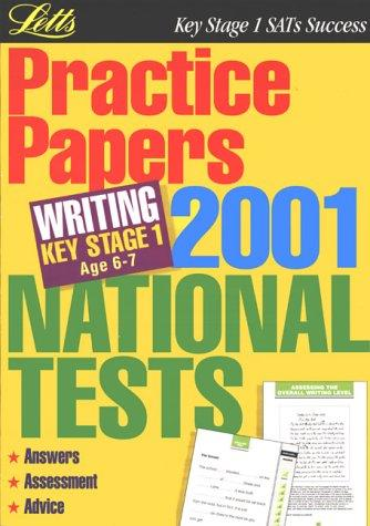 Key Stage 1 National Tests Practice Papers (At Home with the National Curriculum)