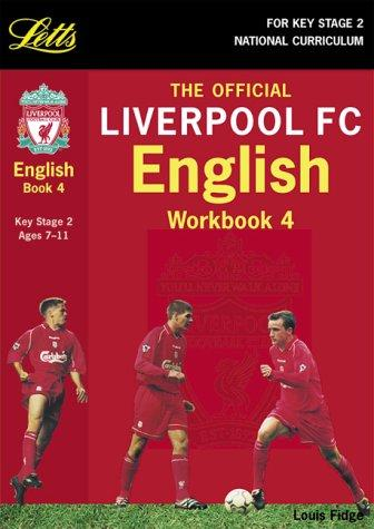 Liverpool English (Key Stage 2 Official Liverpool Football Workbooks)
