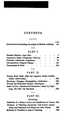 Principles of forensic medicine by William Augustus Guy