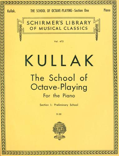 The school of octave-playing.