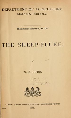 The sheep-fluke by Nathan Augustus Cobb